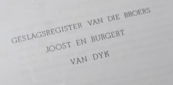 Die 1975-Geslagsregister?